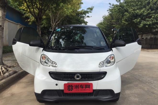 二手车smart fortwo 2013款 1.0 MHD 硬顶城市游侠特别版