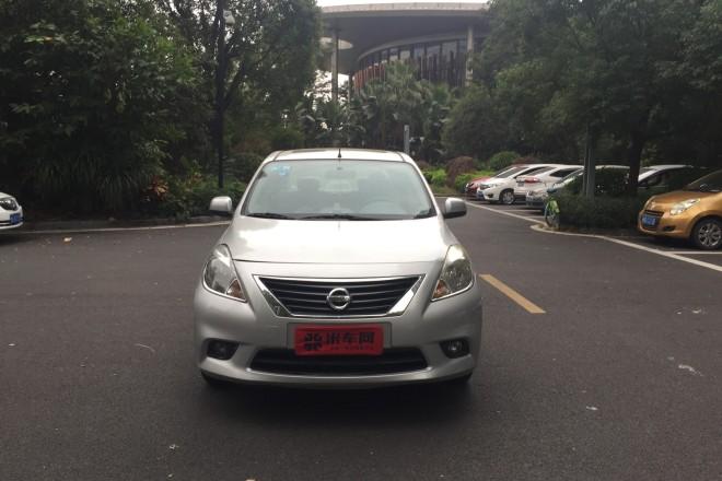 二手车日产阳光 2011款 1.5XL MT豪华版