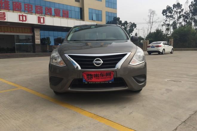 二手车日产阳光 2014款 1.5XE CVT舒适版