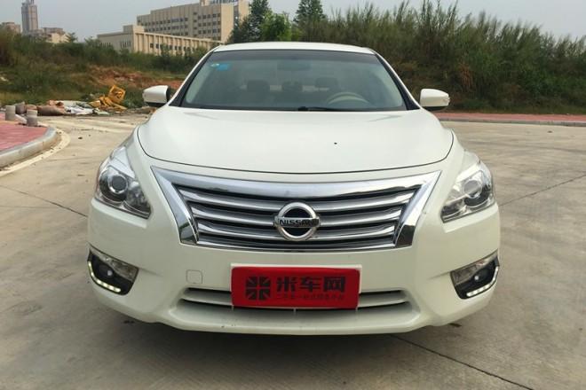 二手车日产天籁 2013款 2.0L XL舒适版