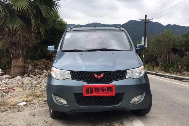 二手车五菱汽车五菱宏光 2013款 1.5L 基本型