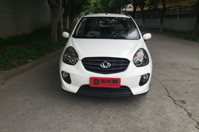 二手车吉利汽车熊猫 2014款 CROSS 1.5L 自动精英型