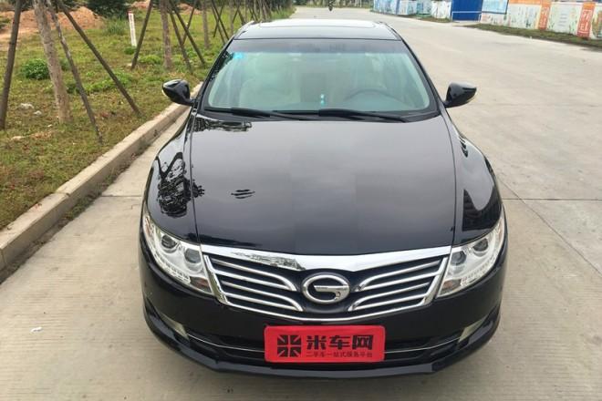 二手车广汽传祺传祺GA5 2011款 2.0L 自动精英版