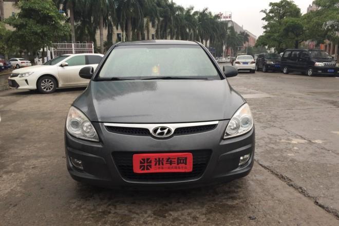 二手车北京现代i30 2009款 1.6L 自动舒享型