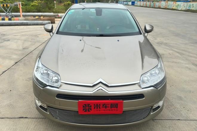 二手车雪铁龙C5 2011款 东方之旅 2.0L 自动舒适型