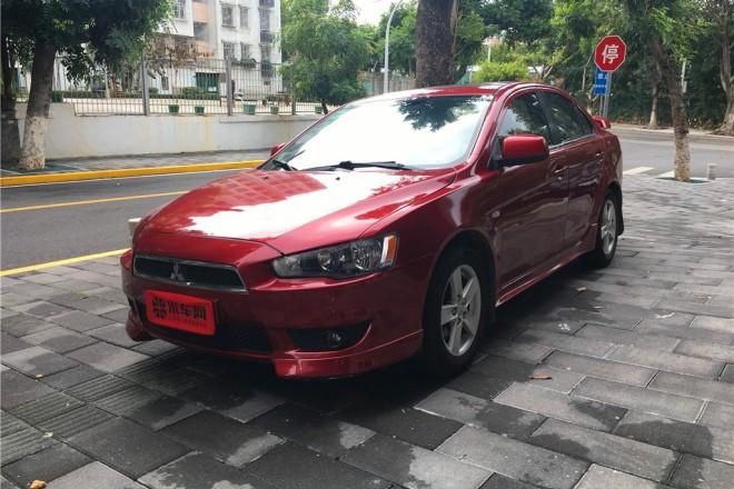 二手车三菱翼神 2011款 致尚版 1.8L CVT豪华型