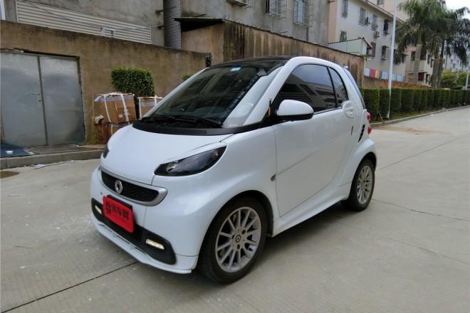 二手车smart fortwo 2012款 1.0 MHD 硬顶激情版