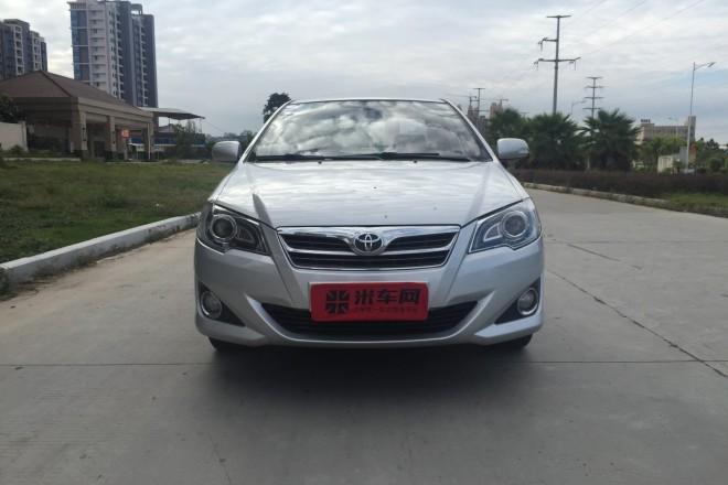二手车丰田花冠 2013款 1.6L 自动豪华版
