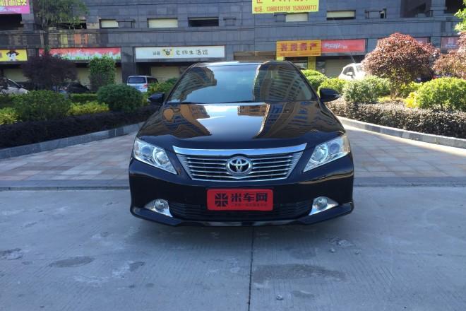 二手车丰田凯美瑞 2013款 2.5G 舒适版