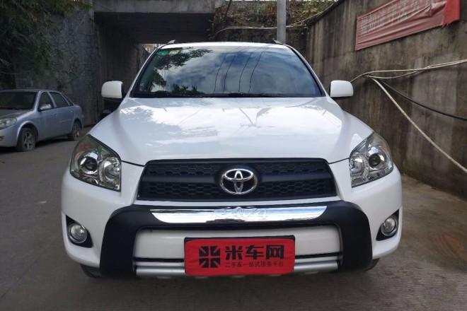 二手车一汽丰田RAV4 2010款 2.0L 自动豪华升级版