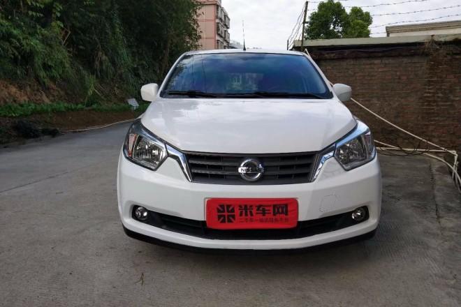 二手车启辰R50 2012款 1.6L 自动尊贵版