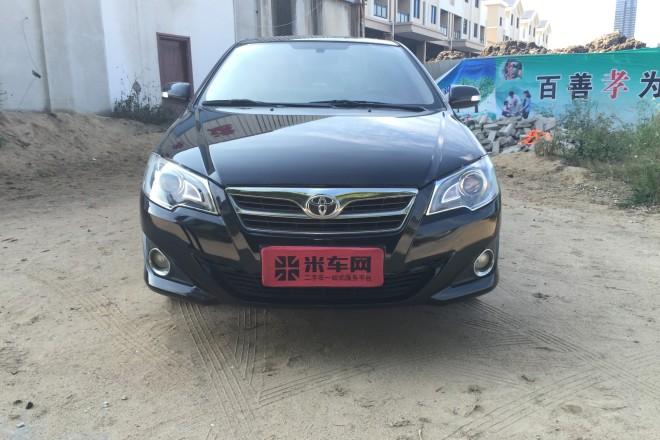 二手车丰田花冠 2013款 1.6L 手动豪华版