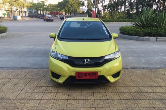 二手车本田飞度 2014款 1.5L LX 手动舒适型