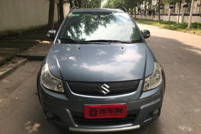 二手车铃木天语 SX4 2011款 改款 1.6L 自动运动型