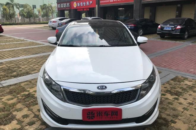 二手车起亚K5 2012款 2.0L 自动DLX
