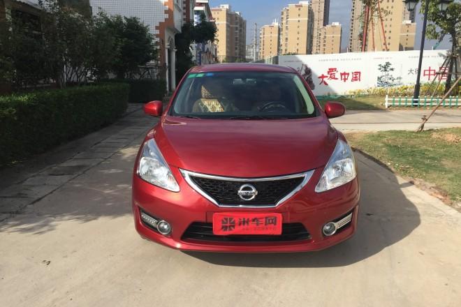 二手车日产骐达 2014款 1.6L CVT舒适型