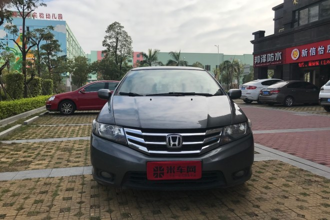 二手车本田锋范 2012款 1.5L 手动舒适版