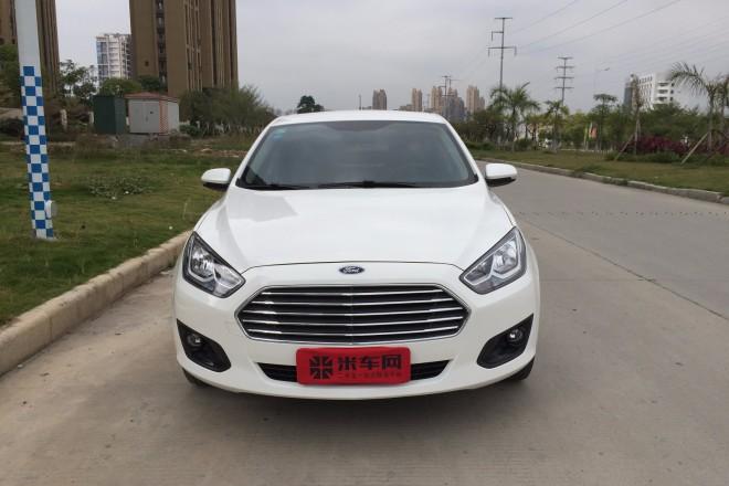 二手车福特福睿斯 2015款 1.5L 自动时尚型