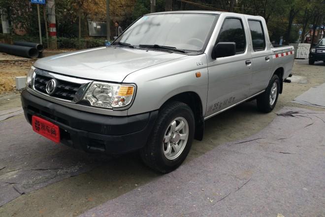 二手车东风锐骐皮卡 2013款 3.2T兴业版 柴油两驱标准型CYQD80-E4