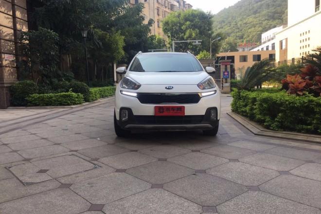 二手车起亚KX3 2015款 1.6L 自动两驱GLS