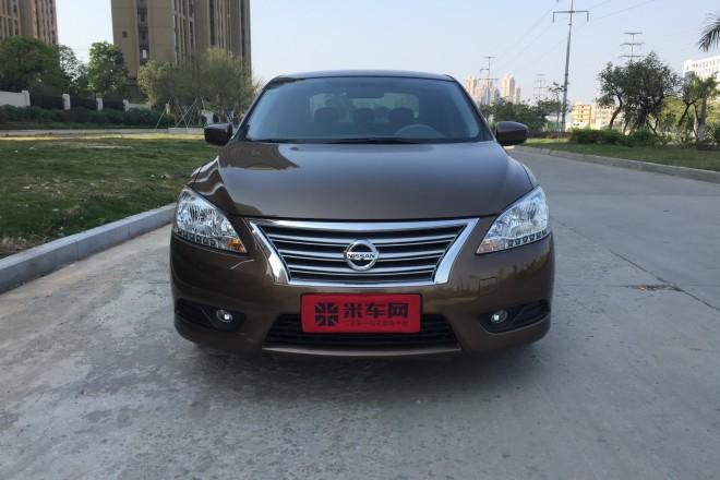 二手车日产轩逸 2014款 1.6XV CVT尊享版