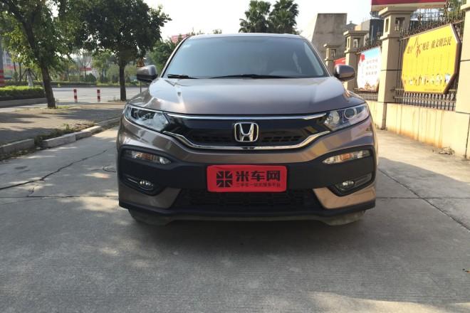 二手车本田XR-V 2015款 1.5L CVT经典版