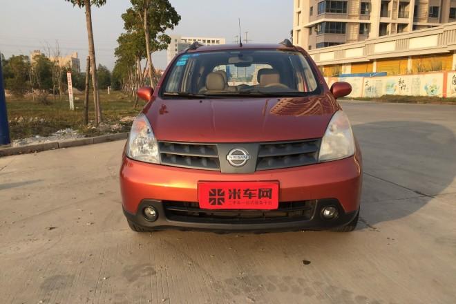 二手车日产骊威 2008款 1.6L 手动炫能型