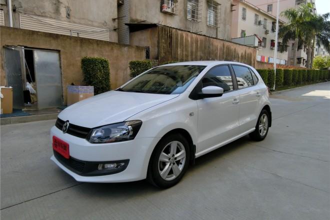 二手车大众POLO 2011款 1.6L 自动致尚版