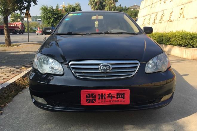 二手车比亚迪F3 2009款 1.5L 智能白金版标准型GL-i