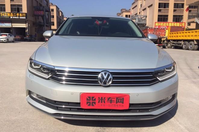 二手车大众迈腾 2017款  380TSI DSG 尊贵版