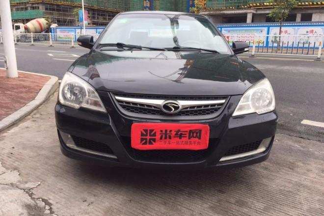 二手车东南V3菱悦 2010款 改款 1.5L 手动舒适版