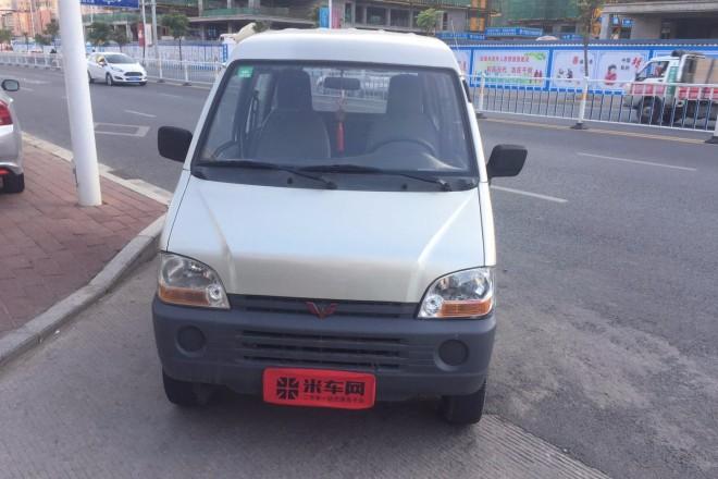 二手车五菱汽车五菱之光 2010款 1.0L新版立业型短车身