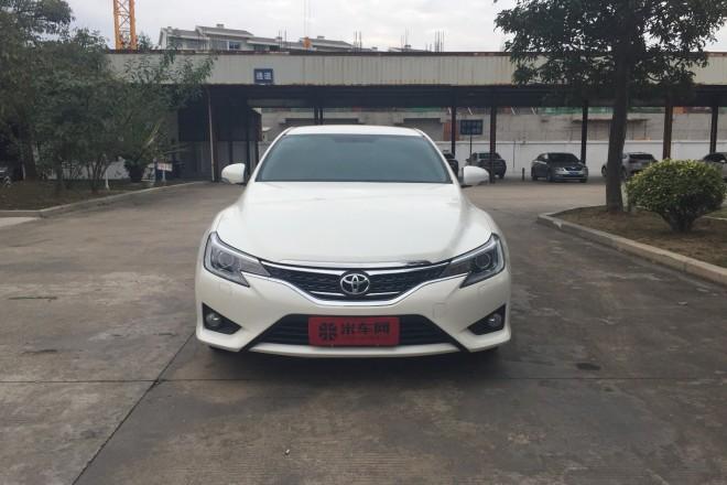 二手车丰田锐志 2013款 2.5S 菁锐版
