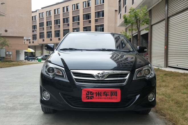 二手车丰田花冠 2013款 1.6L 自动卓越版