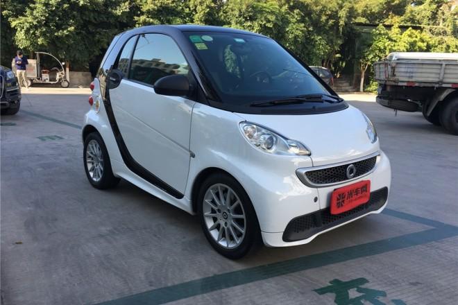 二手车smart fortwo 2012款 1.0 MHD 硬顶舒适版