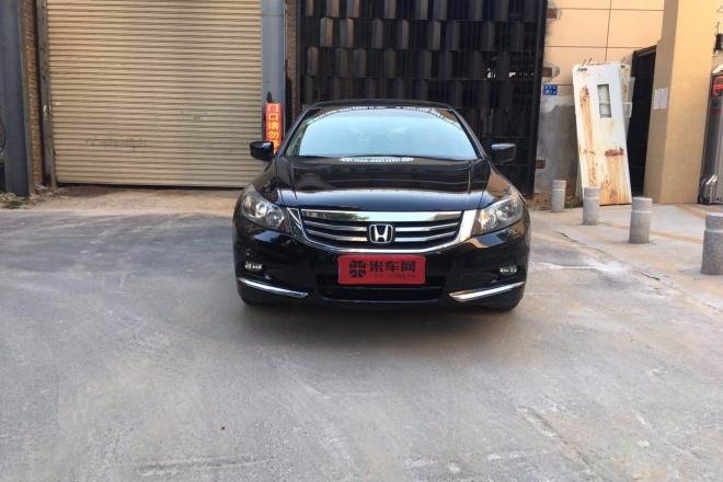 二手车本田雅阁 2013款 2.0L SE