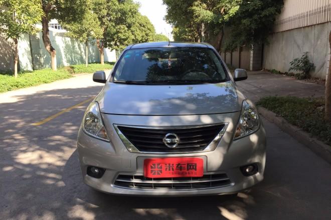 二手车日产阳光 2011款 1.5XV CVT尊贵版