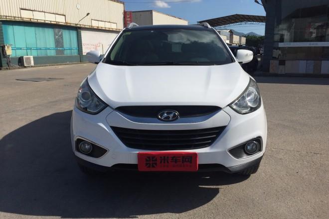 二手车北京现代ix35 2010款 2.4L 自动两驱尊贵版GLS