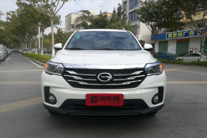 二手车广汽传祺传祺GS4 2015款 200T 手动尊贵版