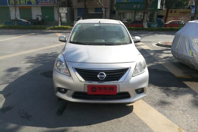 二手车日产阳光 2011款 1.5XE MT舒适版