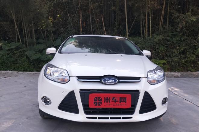 二手车福特福克斯 2012款 两厢 1.6L 自动舒适型