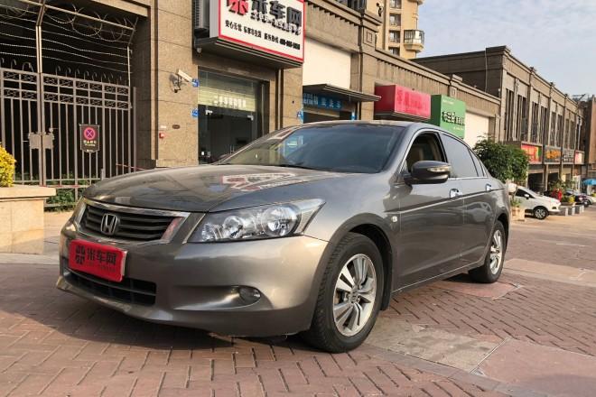 二手车本田雅阁 2009款 2.4L LX