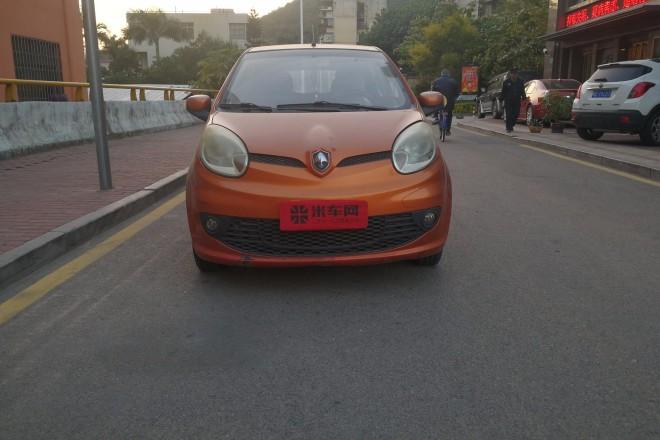 二手车长安奔奔MINI 2010款 1.0L 手动标准型