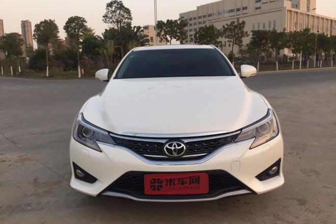 二手车丰田锐志 2013款 2.5V 尚锐导航版