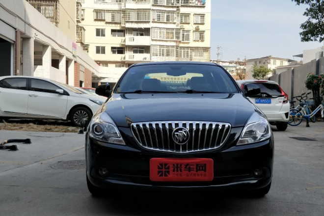 二手车别克凯越 2013款 1.5L 手动尊享型