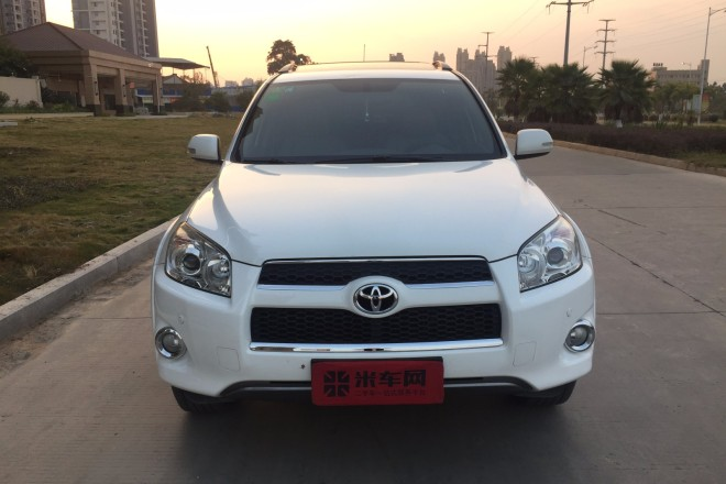 二手车一汽丰田RAV4 2011款 2.0L 自动豪华版
