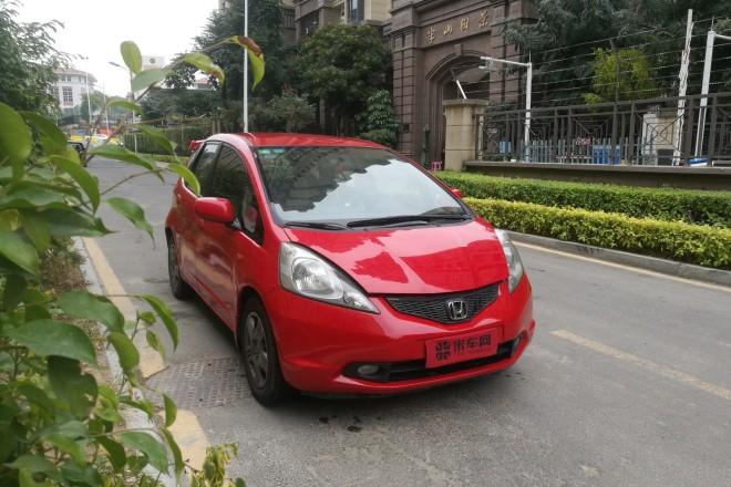 二手车本田飞度 2011款 1.3L 手动舒适版