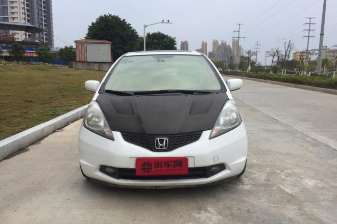 二手车本田飞度 2008款 1.5L 自动豪华版