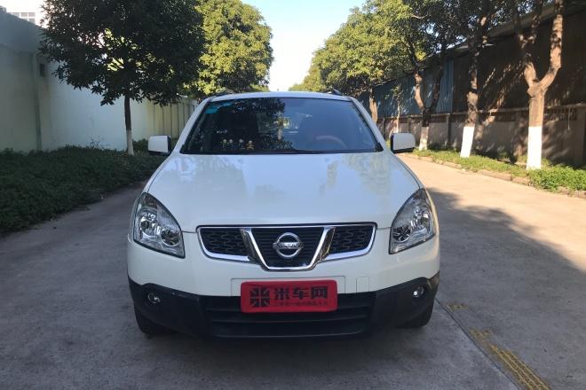二手车日产逍客 2013款 2.0XV 炫 CVT 2WD