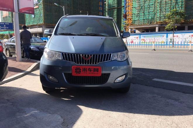 二手车五菱汽车五菱宏光 2013款 1.2L S 舒适型
